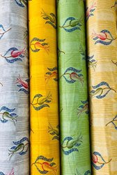 58 Inch Printed Rayon Fabric