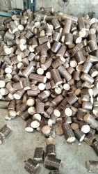 45mm Sawdust Bio Mass Briquettes