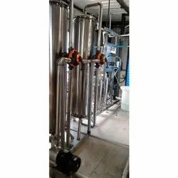 Mineral Water Packing Plant