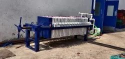 Cast Iron PP Filter Presses, Automation Grade: Semi-Automatic, Filtration Capacity: 2000-3000 litres/hr