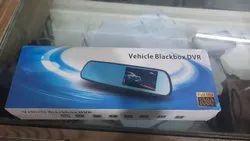 Imported Blue Car Audio Video System, USB