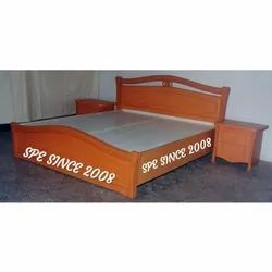 SPE Wooden Teak Wood With Carving Design Cot, Size: 78 X 36 Inch