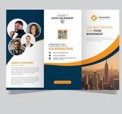 Brochure Flyer Printing Service