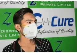 C-Cure ISI Marked N95 Mask With Heal Loop