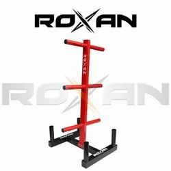 Roxan Barbell / Plate Stand