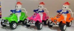 Plastic Motorbike Toy
