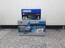 Luminous Zelio 1100VA and Power Bat Tubular Battery 150AH