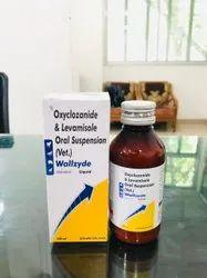 Oxyclozanide & Levamisole Oral Suspension (Vet)