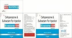 Injection Cefoperazone  Sulbactam  3 Gm