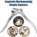 Garlic Press Stainless Steel Premium Professional Kitchen Garlic Crusher