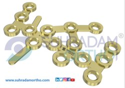 3.5mm LCP Calcaneal Locking Plate