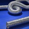 Double Layers Aluminium Foil Duct Hose
