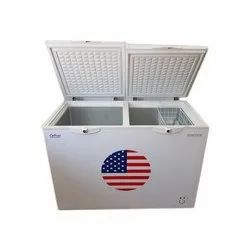 Celfrost Two Lid Hard Top Chest Freezer CF 340