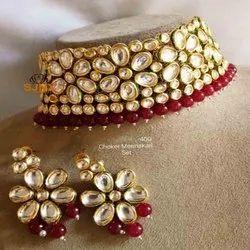 Classic Design Kundan Set For Women And Girl Bijoux