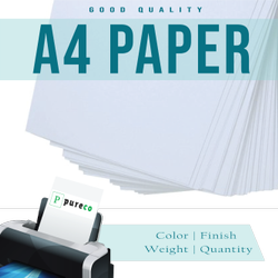 White 80 GSM A4 Size Copier Paper, For Printing, Packaging Type: Carton Box
