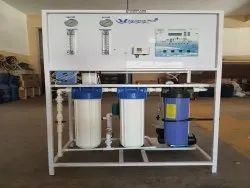 250 Lph Fully Automatic RO Plant
