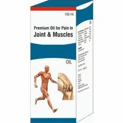 Premium Oil For Pain In Joint & Muscles Oil