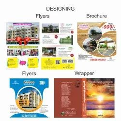 Digital Paper Brochure Designing Services, in Chennai