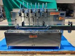 Automatic Servo Base Liquid Filling Machine