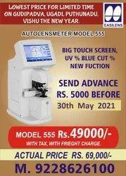 Auto Lensmeter Model EC-555
