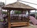 Bamboo Huts And Bamboo Siri - Tughlqabad - Shahjahanabad - New Delhi - Delhi