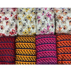 Designer Printed Rayon Fabric
