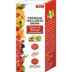 Source Of Natural Antioxidant Syrup