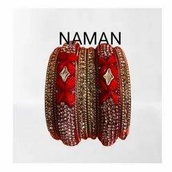 Flower Design Indian Bangles For Women And Girl Bijoux