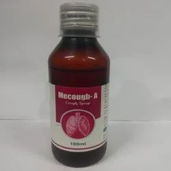 Allopathic Dry Cough Syrup, Bottle Size: 100 ml
