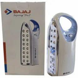 ABS White Bajaj Emergency LED Light, Mounting Type: Table Top, B15
