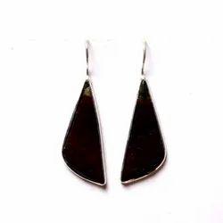 Jasper Gemstone Designer Earrings