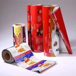 Disposable Printed Plate Polyester Roll, For Food Packaging, 80 TO 180