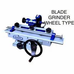 MEC 161 Wheel Type Blade Grinding Machine