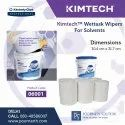 Kimtech Wettask Wipers For Solvents, 06001