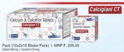 Calcium and Calcitriol Tablets