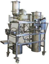 Stainless Steel Laboratory Mill Machine