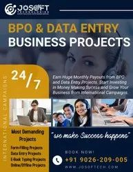 20 Days Data Entry Project