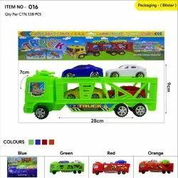 KV Impex Plastic Super Inertia Truck, Model Name/ Number: 016