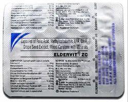 ELDERVIT-ZC Tablets