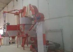 Automatic Chana Sattu Making Machine
