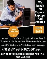 Dell Laptop And Desktop