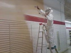 Industrial Wall Painting Services, Location Preference: Local