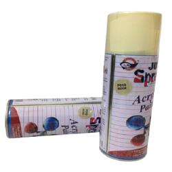 Beige Aerosal Spray Paint - Just Spray