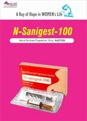 Natural Progesterone 100Mg Injection