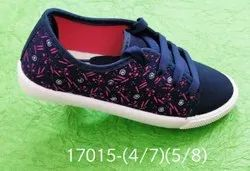 PVC Daily wear Girl's Casual Shoes - 17015