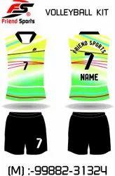Volleyball Jersey Set