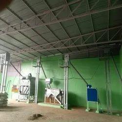 Millet Processing Plant