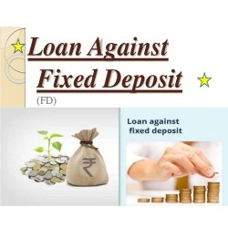 Individual Consultant Loan Against Fixed Deposit, in Pan India, Banking