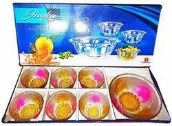Jayka Glass Bowl Set