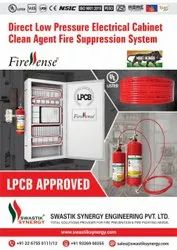 Electrical Panel Flooding System - LPCB Approved